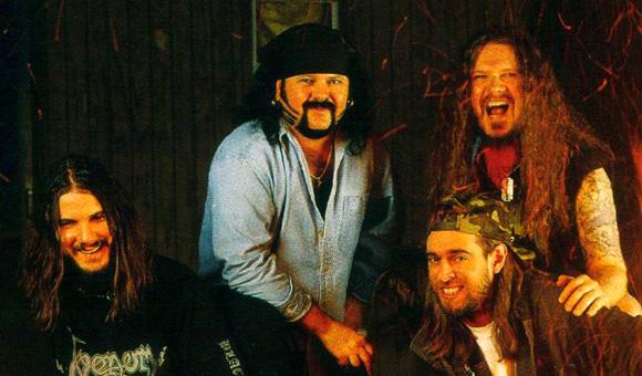 Phil Anselmo 1989