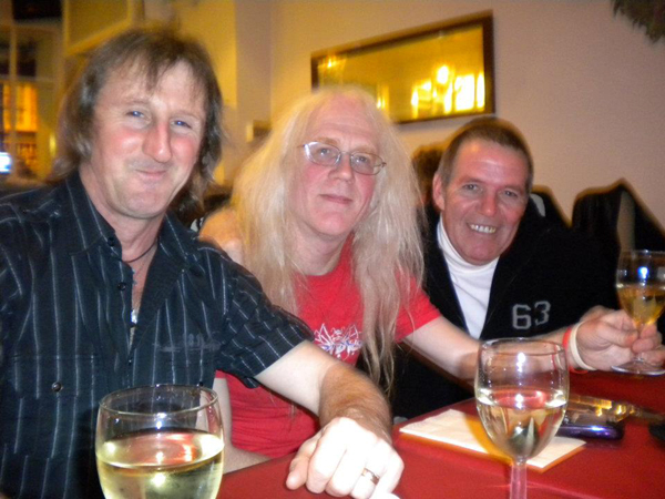 brian connolly and his drinking